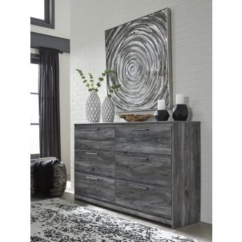 Baystorm - Gray - Dresser