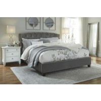 Kasidon King/California King Upholstered Headboard