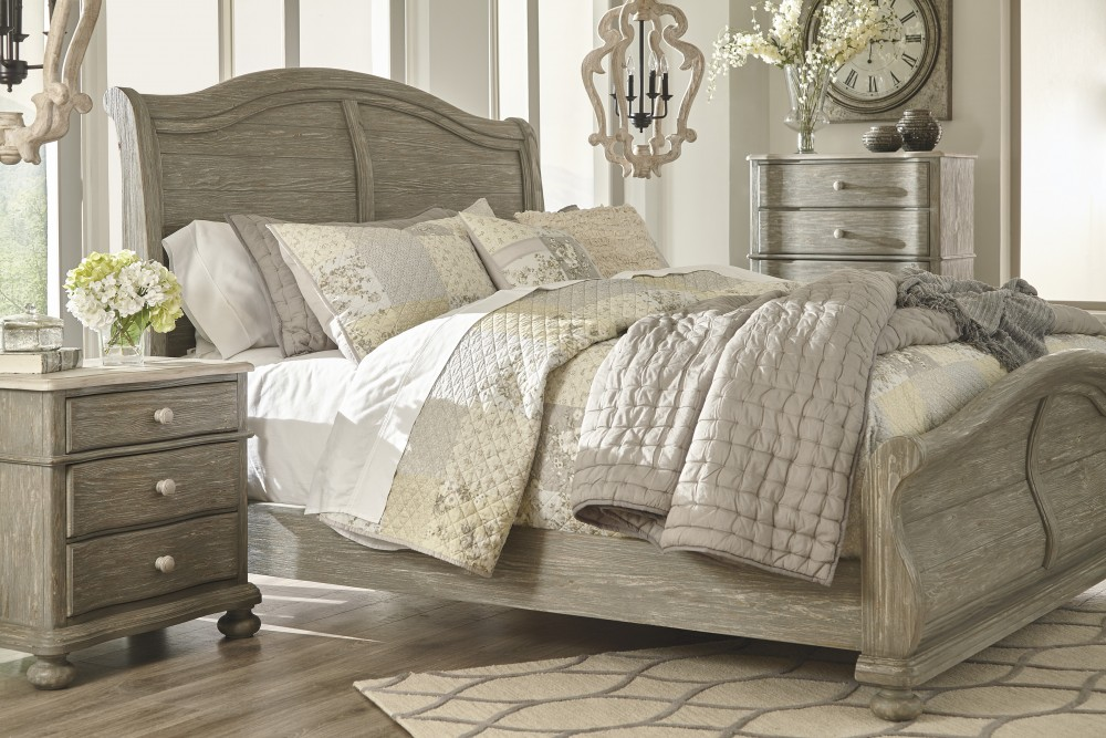 headboard ohio antique sleigh headboards furniture beds kronheims cleveland catalina bedroom white queen product