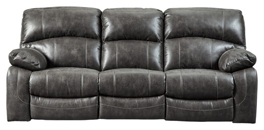 Awesome Dunwell Steel Pwr Rec Sofa With Adj Headrest Ncnpc Chair Design For Home Ncnpcorg