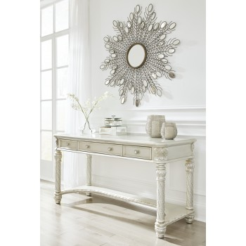 Cassimore - Pearl Silver - Vanity