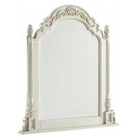 Cassimore - Pearl Silver - Vanity Mirror