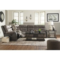 Hacklesbury Right-Arm Facing Power Reclining Loveseat with Console