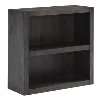 Raventown - Grayish Brown - Medium Bookcase