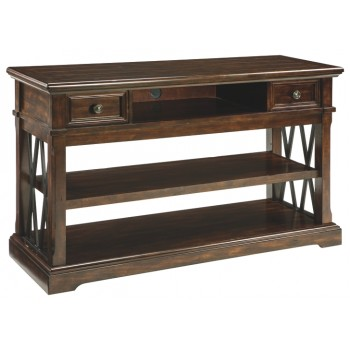 Roddinton - Dark Brown - Sofa Table