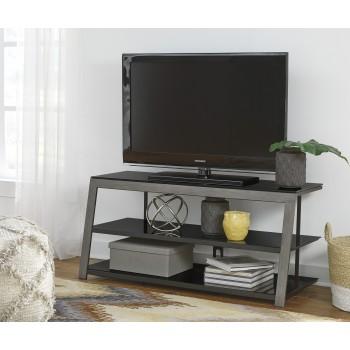 Rollynx - Black - TV Stand