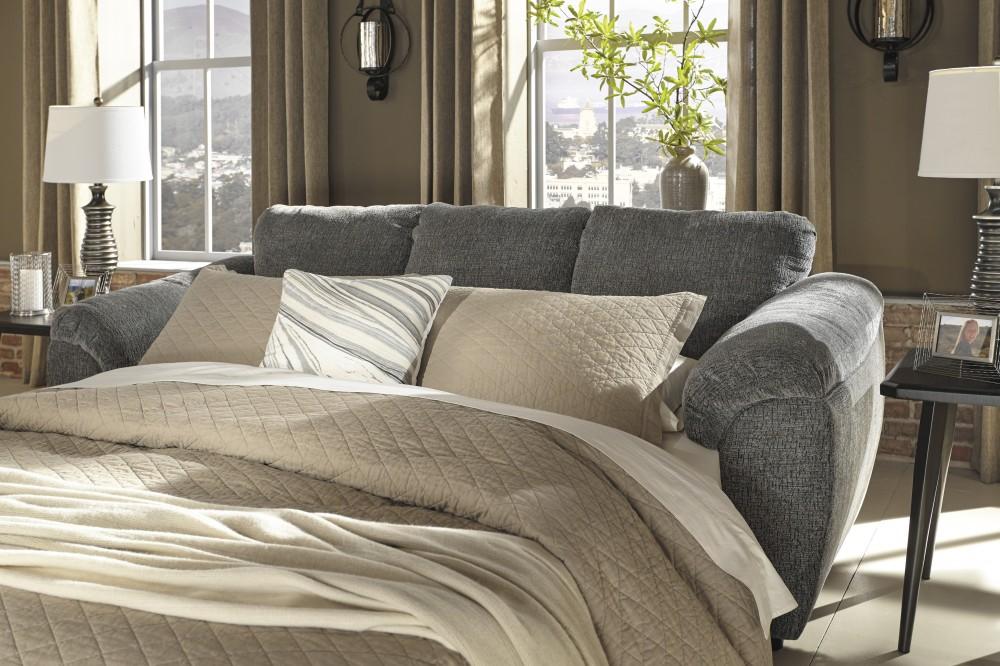 Azaline   Slate   Full Sofa Sleeper