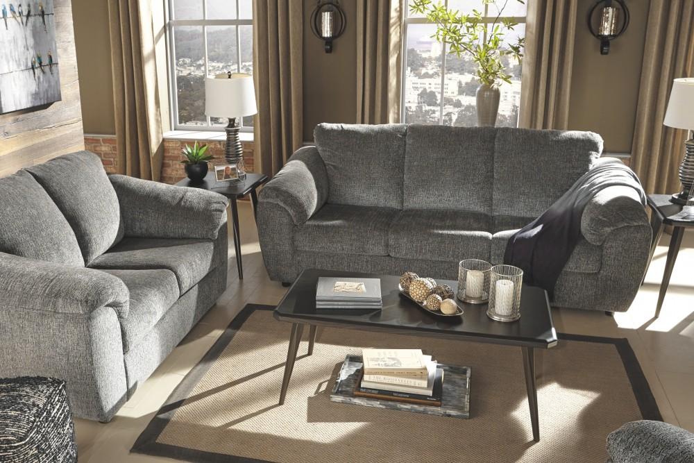 Azaline Slate Sofa 9320238 Sofas Furniture World