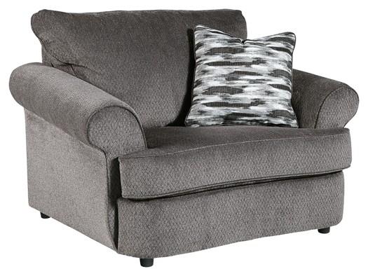 sc 1 st  Texas Discount Furniture & Allouette - Ash - Chair and a Half | Chairs | Texas Discount Furniture