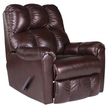 Denaraw - Burgundy - Rocker Recliner