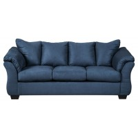 Darcy - Blue - Sofa