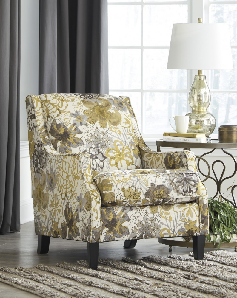 Mandee - Pewter - Accent Chair | 9340421 | Chairs | Sims Furniture ...
