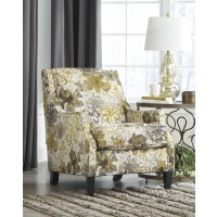 Mandee - Pewter - Accent Chair