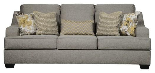 Mandee   Pewter   Sofa