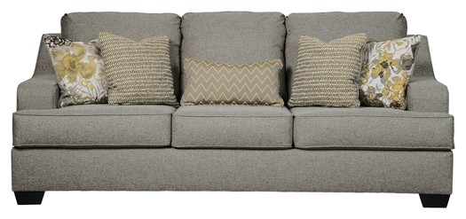 Fine Mandee Pewter Queen Sofa Sleeper Home Interior And Landscaping Ologienasavecom
