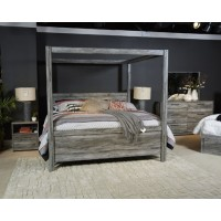 Baystorm Queen Canopy Headboard/Footboard Panels