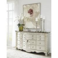 Cassimore - Pearl Silver - Dresser