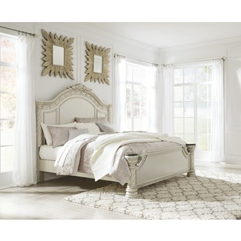 Cassimore Queen Panel Headboard
