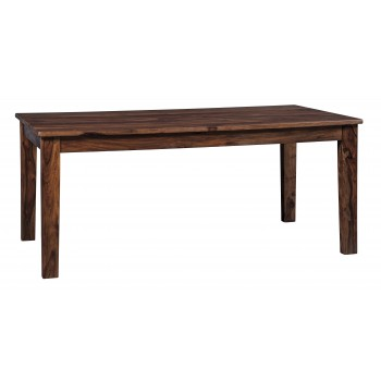 Manishore - Brown - Rectangular Dining Room Table