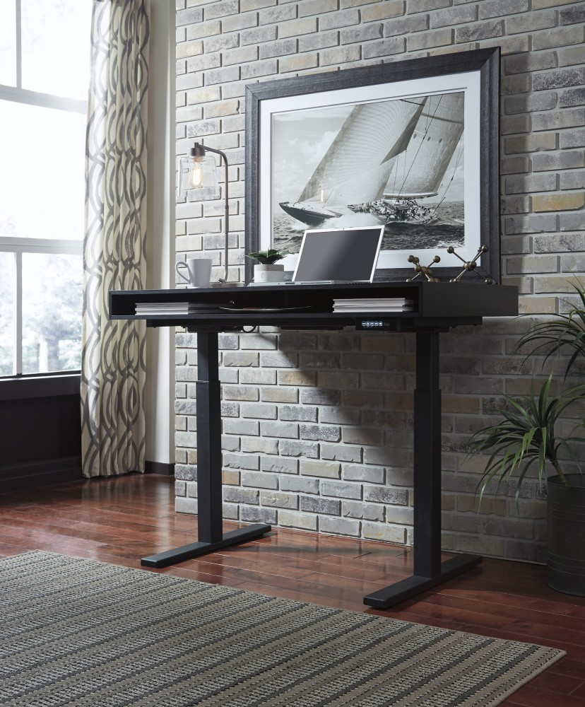 ... Adjustable Height Desk. Click To Expand. Laney