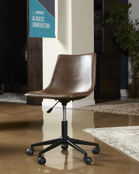 Tremendous Office Chair Program Brown Home Office Swivel Desk Chair Download Free Architecture Designs Intelgarnamadebymaigaardcom