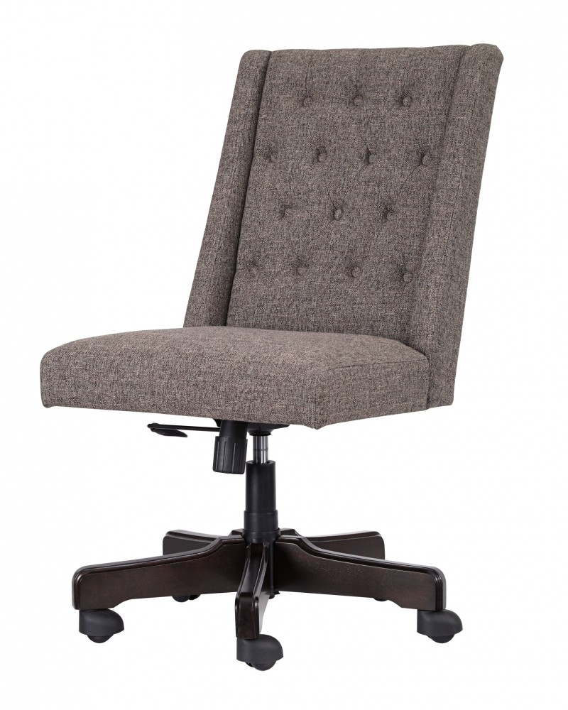 Office Chair Program   Brown   Home Office Swivel Desk Chair | H200 05 | Home  Office Desk Chair | I Keating Furniture World