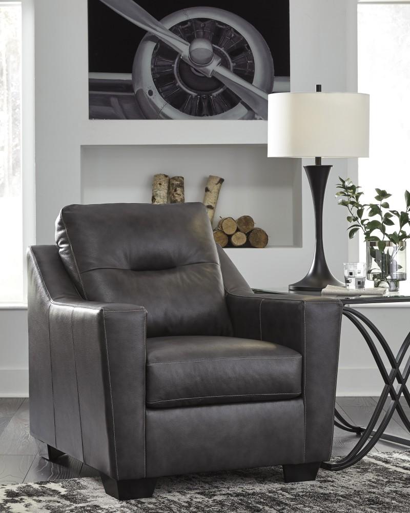 Kensbridge - Charcoal - Chair