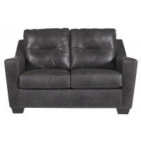 Kensbridge - Charcoal - Loveseat