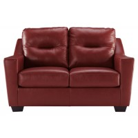 Kensbridge - Crimson - Loveseat