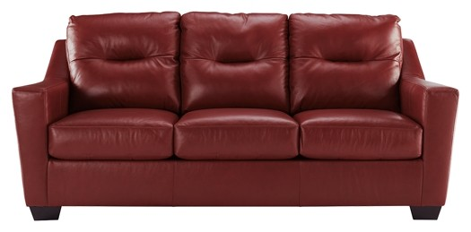 Kensbridge   Crimson   Queen Sofa Sleeper