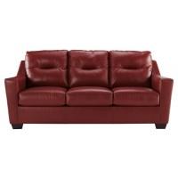 Kensbridge - Crimson - Queen Sofa Sleeper