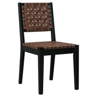 Glosco - Brown - Dining Room Side Chair (2/CN)