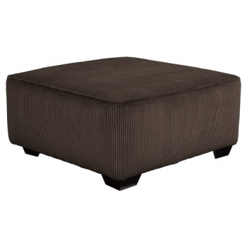 Jinllingsly - Chocolate - Oversized Accent Ottoman