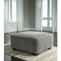 Jinllingsly - Gray - Oversized Accent Ottoman