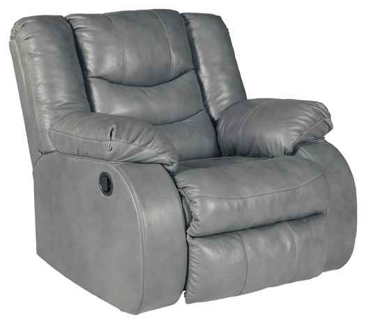 Neverfield - Iron - Rocker Recliner
