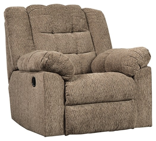 Workhorse - Cocoa - Rocker Recliner