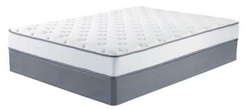 Tori Ltd - White - King Mattress