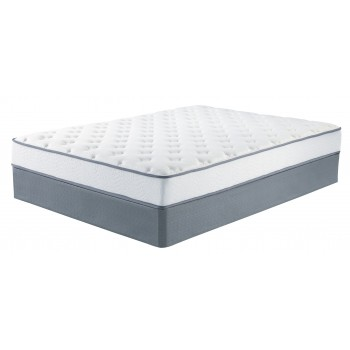 Tori Ltd - White - King Mattress