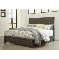 Camilone King Panel Bed
