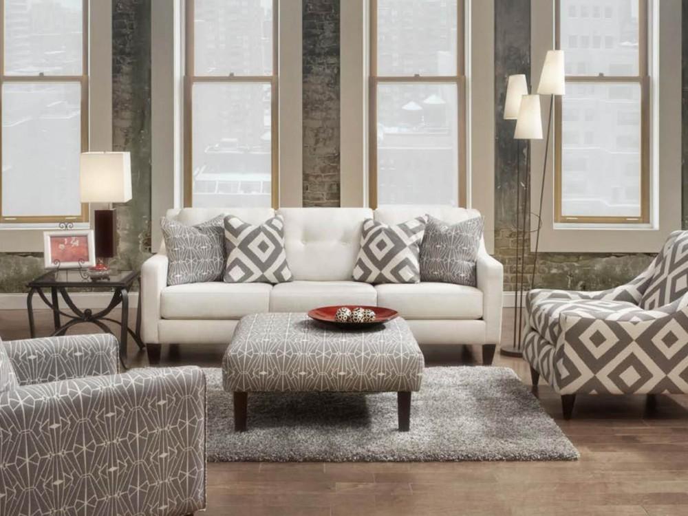 Revolution Glacier Living Room
