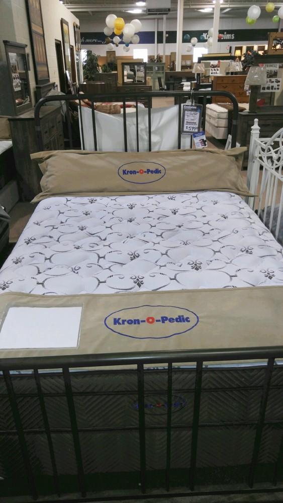 Kron O Pedic 5 Pillow Top