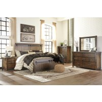 Lakeleigh King Panel 6pc Bedroom Group