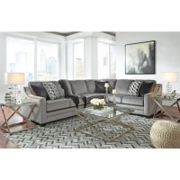Bicknell - Charcoal 2 Pc. LAF Sofa Sectional