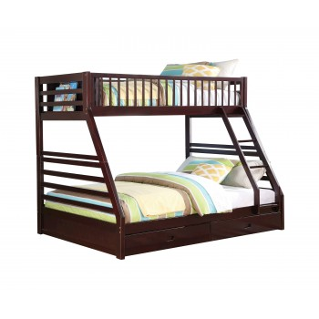 Jason Twin/Full Bunkbed