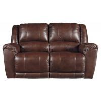 Persiphone - Canyon - Reclining Power Loveseat