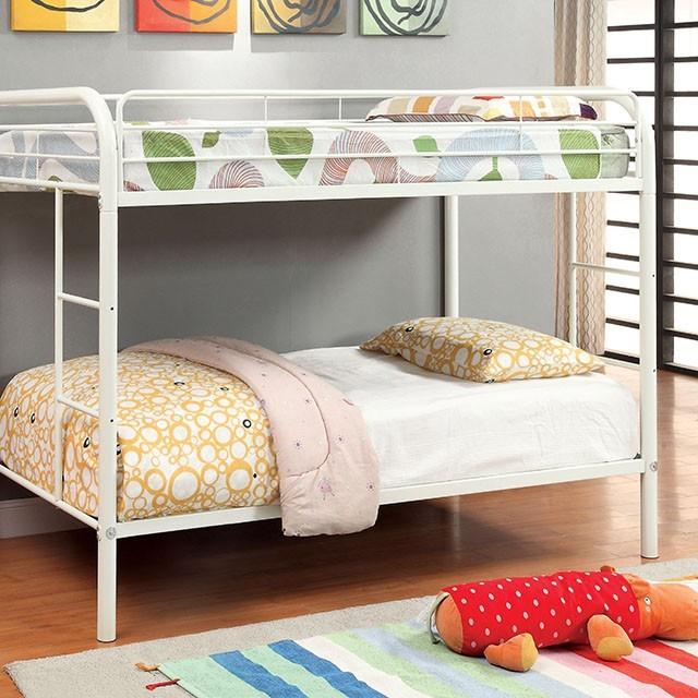 RAINBOW - Twin/Twin Bunk Bed