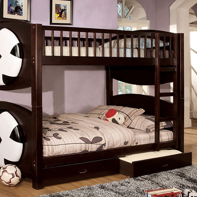 Olympic Ii Twin Twin Bunk Bed Cm Bk065 Sccr T Bed Bunk Beds