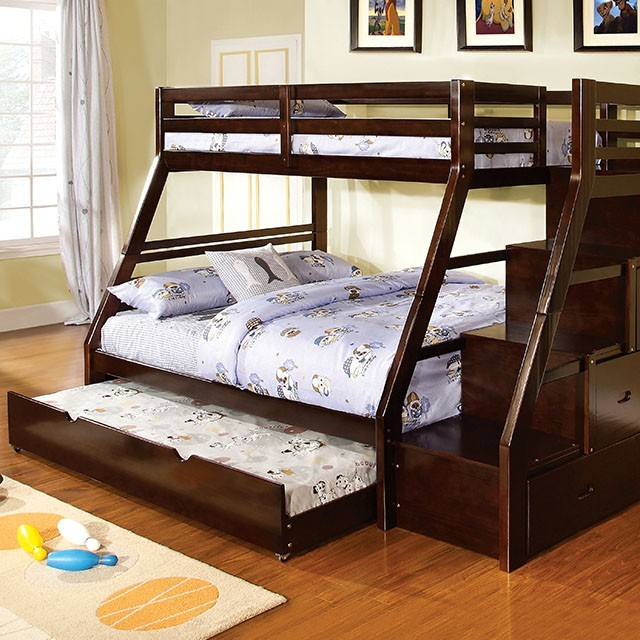 Ellington Twinfull Bunk Bed Cm Bk611ex Bed Bunk Beds