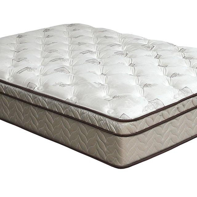Lilium Full Size Dm318f M Pillow Top Euro Top Mattresses