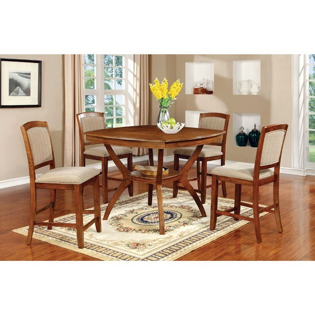 Redding II   Counter Ht. Table | CM3026W PT | Tables | Quality Furniture